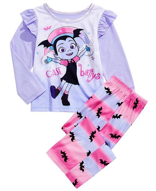 AME Toddler Girls 2-Pc. Vampirina Pajamas Set