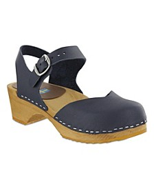 Sofia Swedish Clogs