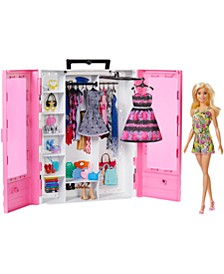 Fashionistas® Ultimate Closet™ Doll and Accessory