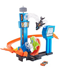 Jet Jump Airport Play Set
