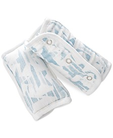 aden by aden + anais Baby Boys 2-Pk. Retro Printed Strap Covers