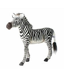 """16"""" Grevy'S Zebra Plush Toy"""
