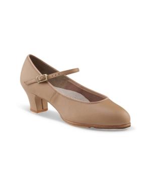 Vintage Dance Shoes- Where to Buy Them Capezio Jr. Footlight Tap Shoe Womens Shoes $88.00 AT vintagedancer.com
