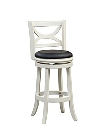 "Florence Collection 29"" Swivel Bar Stool"