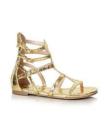 Girl's Athena Gladiator Sandals