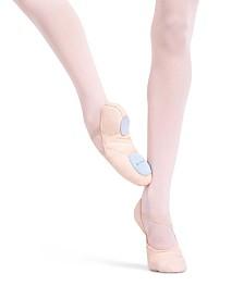 Capezio Little Girls Canvas Juliet Ballet Shoe