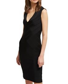 French Connection Zasha Spotlight Bodycon Dress