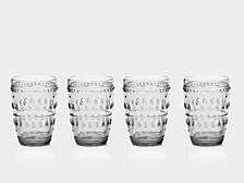 Fez Highball Glasses, Set of 4