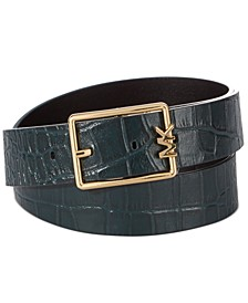Reversible MK-Buckle Belt