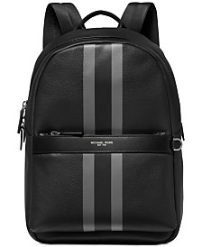 Michael Kors Men's Greyson Leather Backpack