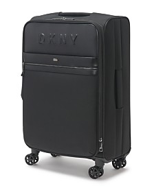 "DKNY Trademark 25"" Softside Spinner"