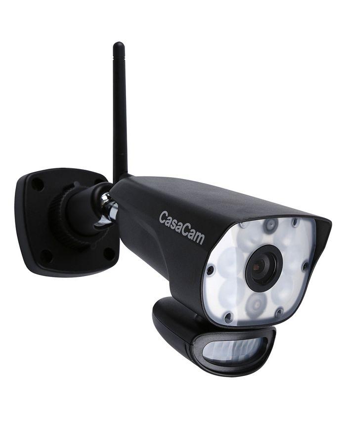 CasaCam - Extra Camera With LED Spotlight