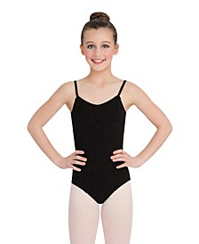 Little and Big Girls Princess Camisole Leotard