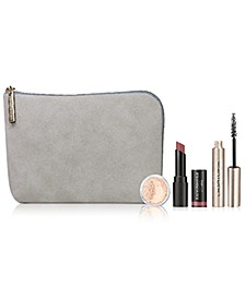 Receive a FREE 4-Pc. bareMinerals gift with any $55 bareMinerals purchase!