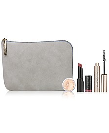 Receive a FREE 4-Pc. gift with any $50 bareMinerals purchase