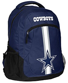 Forever Collectibles Dallas Cowboys Action Backpack