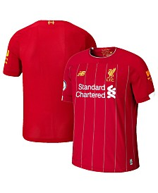New Balance Big Boys Liverpool FC Home Stadium Jersey
