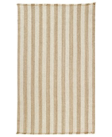 Rugs, Hampton Flatweave 0404-760 Shingle Stripe