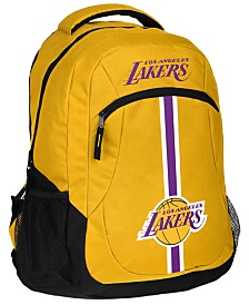 Forever Collectibles Los Angeles Lakers Action Backpack