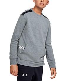 Big Boys Sportstyle Fleece Sweatshirt