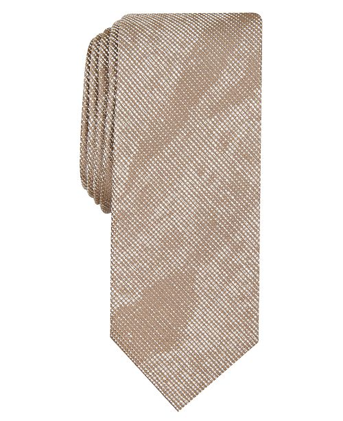 INC International Concepts INC Men's Thorin Solid Tie, Created For Macy's