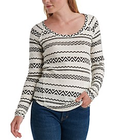 Fair Isle Thermal Top