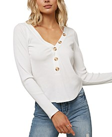 Juniors' Riell Henley Top