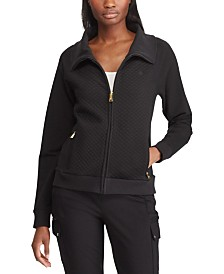 Lauren Ralph Lauren Quilted Full-Zip Jacket