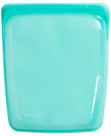 Stasherbag Reusable Half-Gallon Bag, Aqua