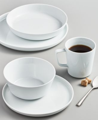 CLOSEOUT! Modern Coupe Dinner Bowl, Created for Macy's