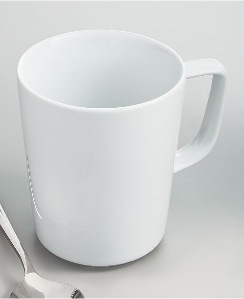 The Cellar CLOSEOUT! Modern Coupe Mug, Created for Macy's
