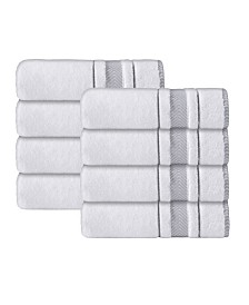 Enchante Home Enchasoft Turkish Cotton 8-Pc. Hand Towel Set
