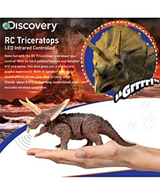Toy RC Triceratops - Dinosaur Toy