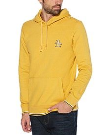 Men's Mega Pete Logo Fleece Hoodie, Created for Macy's