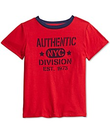 Little Boys Authentic NYC T-Shirt, Created For Macy's