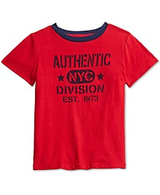 Epic Threads Little Boys Authentic NYC T-Shirt, Created For Macy's