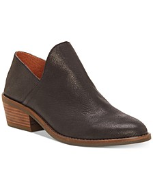Women's Fausst Crashback Leather Shooties