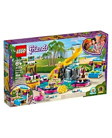 LEGO  Andrea's Pool Party 41374
