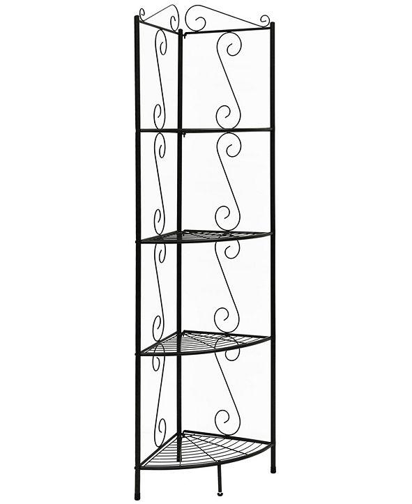 """Monarch Specialties 70"""" H Bookcase"""