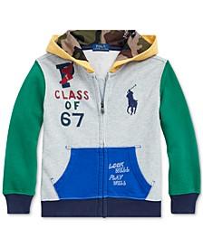 Little Boys Class of 67 Knit Sweatshirt