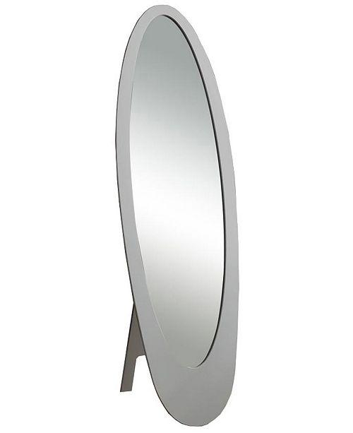 """Monarch Specialties 59"""" H Mirror"""