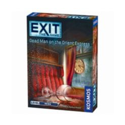 Thames & Kosmos Exit - Dead Man On The Orient Express