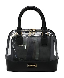 Bebe Jodie Small Dome Handbags