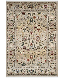 Tristan LRL1299E Beige and Multi 9' X 12' Area Rug
