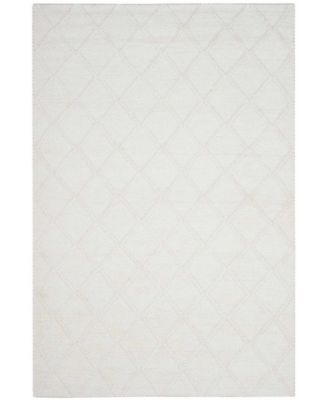 Millie LRL6310A Ivory and Ivory 4' X 6' Area Rug