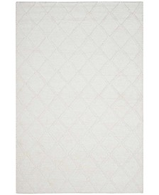 Millie LRL6310A Ivory and Ivory 8' X 10' Area Rug