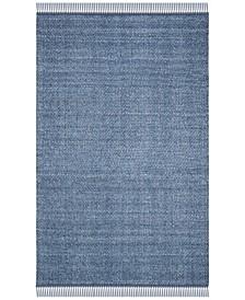 Amalie LRL6350A Blue 4' X 6' Area Rug