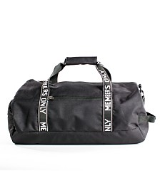 Members Only Hard Work Gym Bag