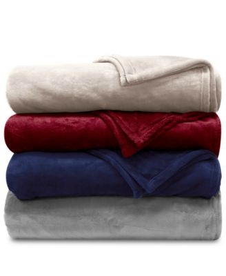Micromink Plush Blanket Collection