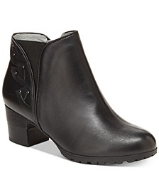Women's Roma Block-Heel Booties